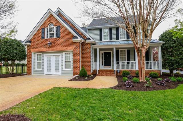 9360 Charter Lake Drive, Mechanicsville, VA 23116 (MLS #2106908) :: Village Concepts Realty Group