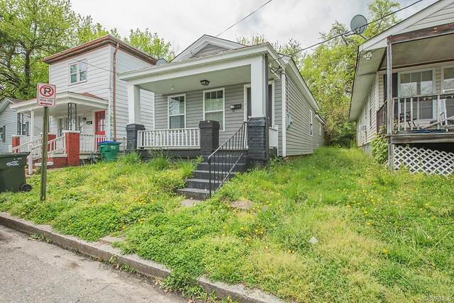 26 W 21st Street, Richmond, VA 23225 (MLS #2110518) :: Treehouse Realty VA