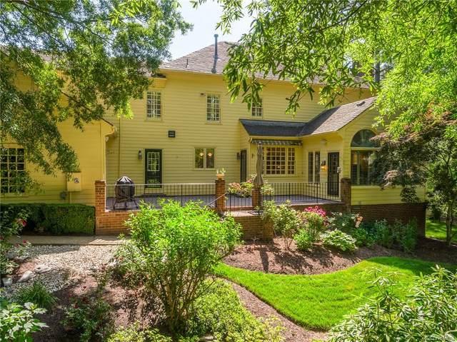 128 Brookschase Lane, Henrico, VA 23229 (MLS #2111383) :: EXIT First Realty