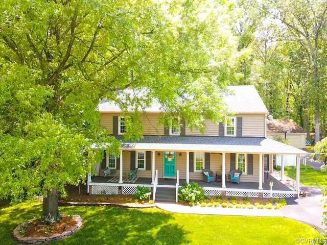 10313 Cardigan Circle, Glen Allen, VA 23060 (MLS #2112005) :: Small & Associates