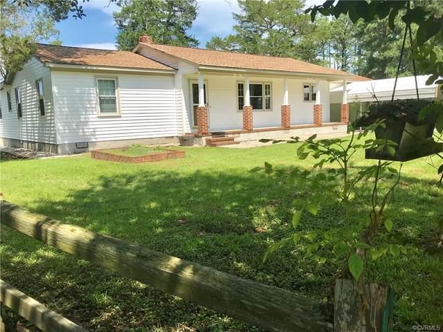232 Sunset Lane, Shacklefords, VA 23156 (MLS #2113068) :: The Redux Group