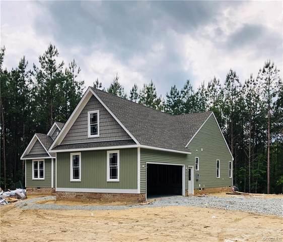 6364 Piper Ridge Drive, Powhatan, VA 23139 (MLS #2113369) :: Small & Associates