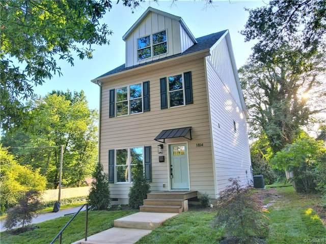 1814 Carter Street, Richmond, VA 23220 (#2113721) :: Abbitt Realty Co.