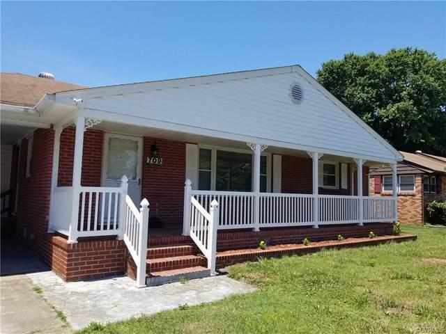 709 Big Bethel Road, Hampton, VA 23666 (MLS #2113789) :: EXIT First Realty