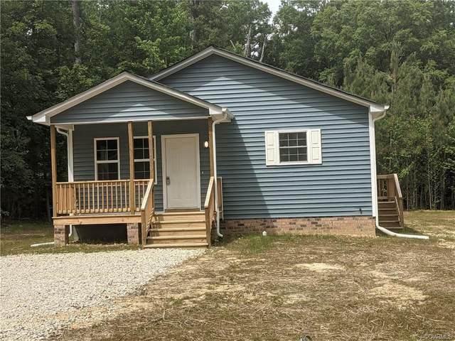 3002 Plumtree Street, South Chesterfield, VA 23834 (#2113962) :: Abbitt Realty Co.