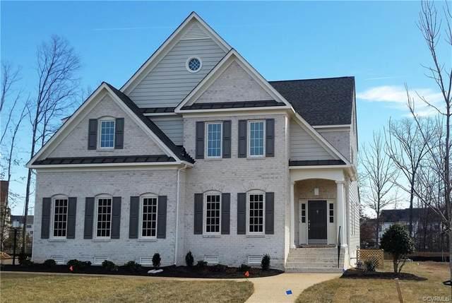 12317 Wyndham West Drive, Glen Allen, VA 23059 (MLS #2113996) :: EXIT First Realty