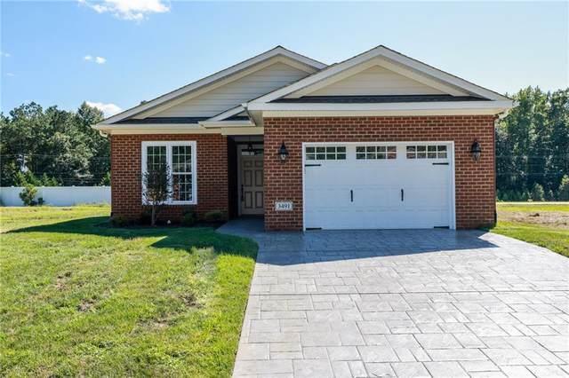 3447 Rock Creek Villa Drive, Quinton, VA 23141 (MLS #2115214) :: Treehouse Realty VA