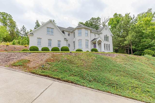 14307 Riverdowns South Drive, Chesterfield, VA 23113 (MLS #2115406) :: EXIT First Realty