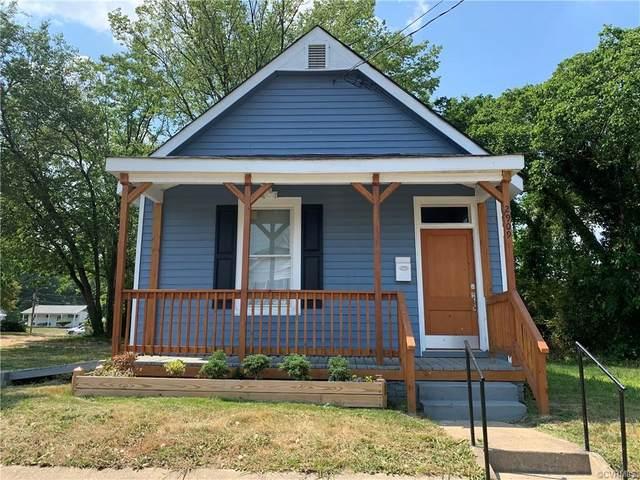2909 Hull Street, Richmond, VA 23224 (MLS #2115561) :: The RVA Group Realty