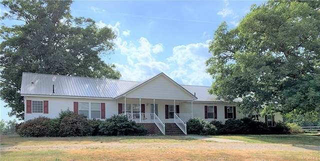 13877 Western Mill Road, Lawrenceville, VA 23868 (MLS #2115856) :: EXIT First Realty