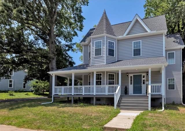 2300 4th Avenue, Richmond, VA 23222 (MLS #2116244) :: Treehouse Realty VA