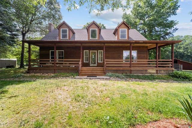 7880 Beaver Drive, Gloucester, VA 23061 (MLS #2116414) :: EXIT First Realty