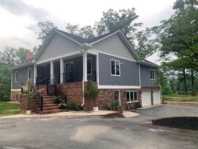 144 Fellowship Court, Tappahannock, VA 22560 (MLS #2116659) :: Treehouse Realty VA