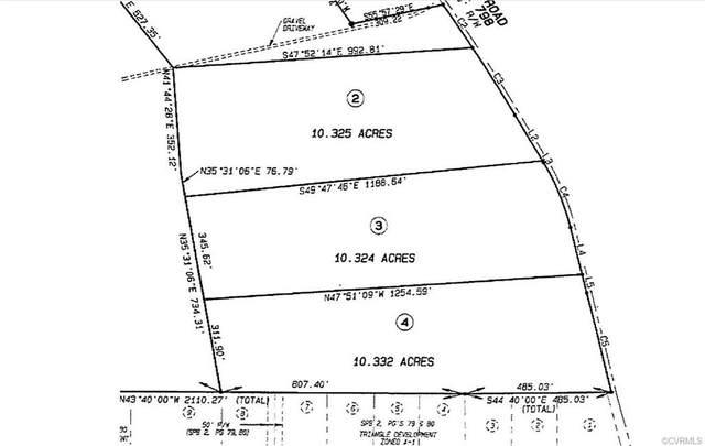 12185 Goddins Hill (10.33 +/-Ac Lot 4) Road, Ashland, VA 23005 (MLS #2118028) :: EXIT First Realty