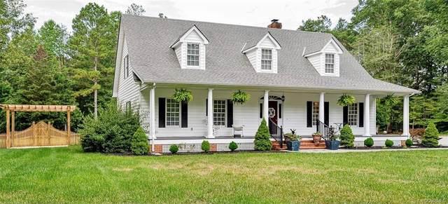 8255 Flannigan Mill Road, Mechanicsville, VA 23111 (MLS #2120015) :: EXIT First Realty