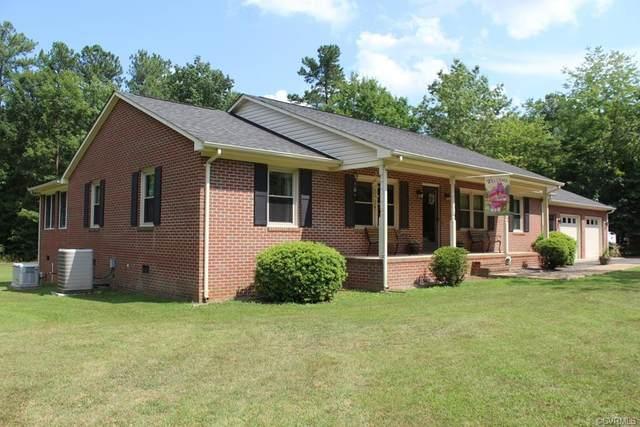 244 Fanny White Road, Buckingham, VA 23921 (MLS #2121449) :: Village Concepts Realty Group