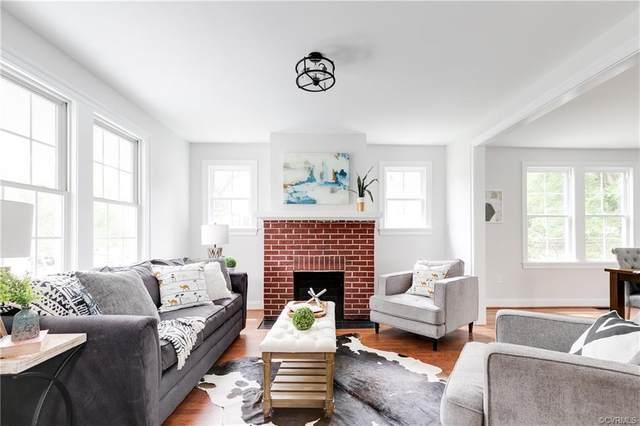 2103 Dinwiddie Avenue, Richmond, VA 23224 (MLS #2122696) :: Small & Associates