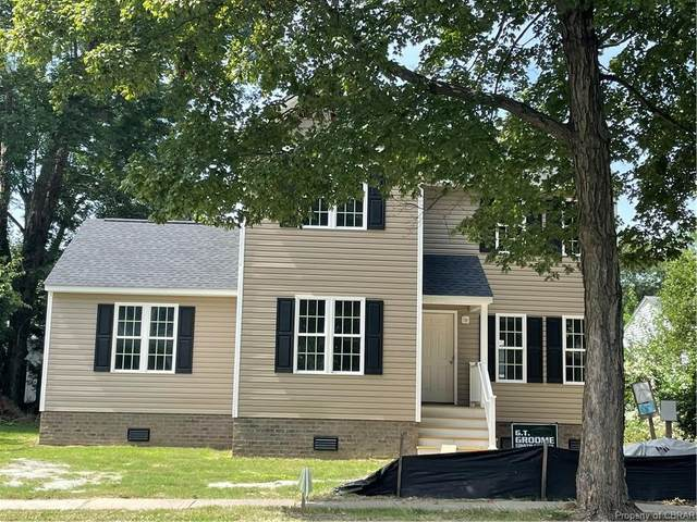 1115 Lee Street, West Point, VA 23181 (MLS #2123350) :: Village Concepts Realty Group