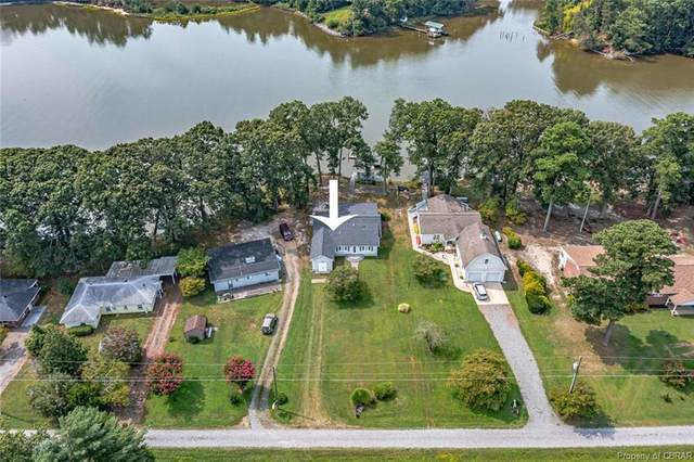 156 The Winding Trail, Topping, VA 23169 (MLS #2124109) :: The Redux Group