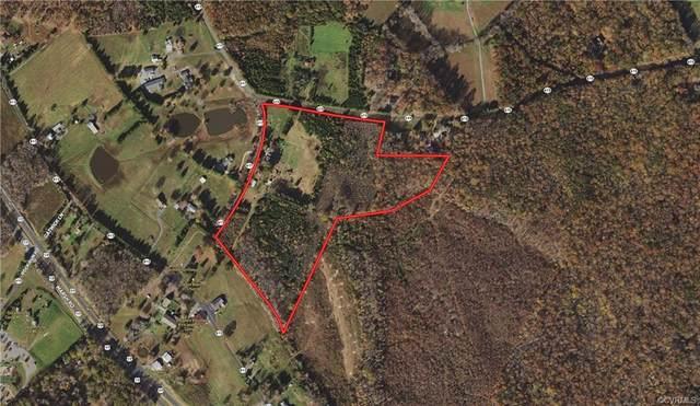 14165 Blackwells Mill Road, Goldvein, VA 22720 (MLS #2124562) :: Village Concepts Realty Group