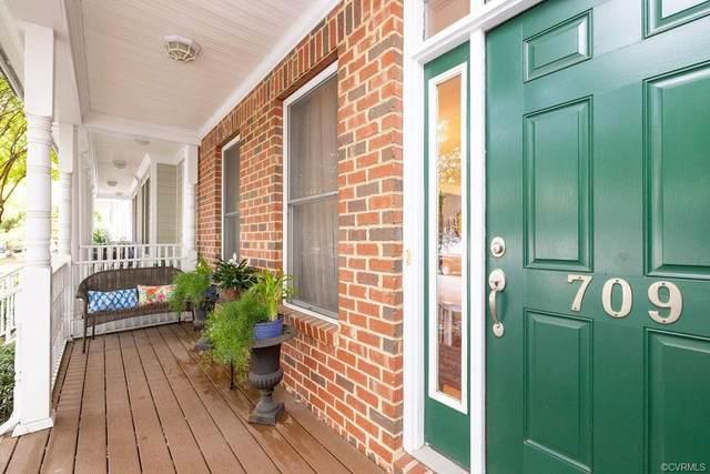 709 S Laurel Street #709, Richmond, VA 23220 (MLS #2125416) :: Small & Associates