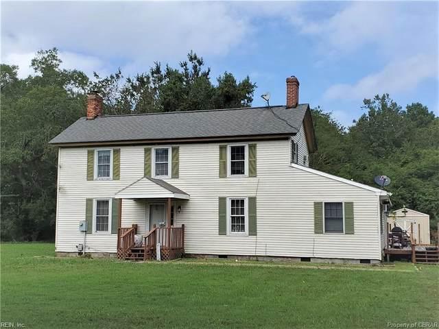 1899 Potato Neck Road, Port Haywood, VA 23138 (MLS #2125497) :: The Redux Group