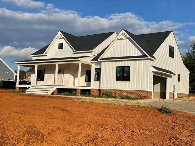 122 Bear Court, Bumpass, VA 23024 (MLS #2126056) :: Treehouse Realty VA