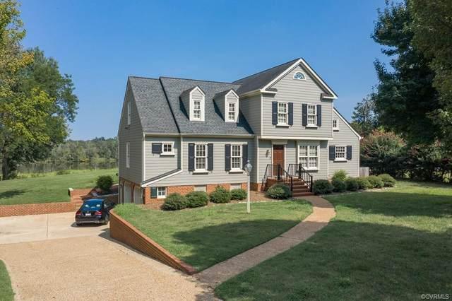 137 Waterfront Drive, Colonial Heights, VA 23834 (MLS #2126204) :: Treehouse Realty VA