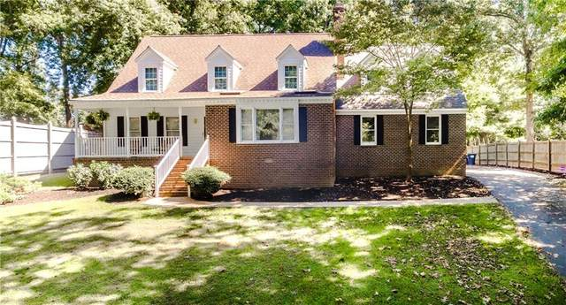 711 Dove Path Lane, South Chesterfield, VA 23834 (MLS #2127002) :: EXIT First Realty