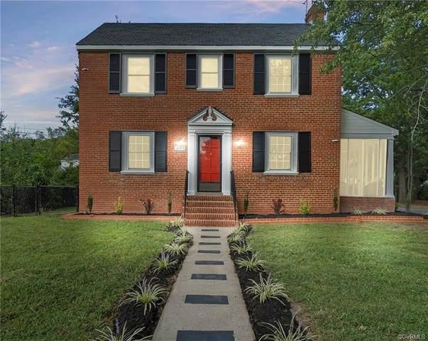 3410 Fendall Avenue, Richmond, VA 23222 (MLS #2127557) :: Small & Associates