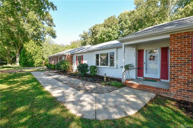 715 Chapman Street, Ashland, VA 23005 (MLS #2127678) :: Small & Associates
