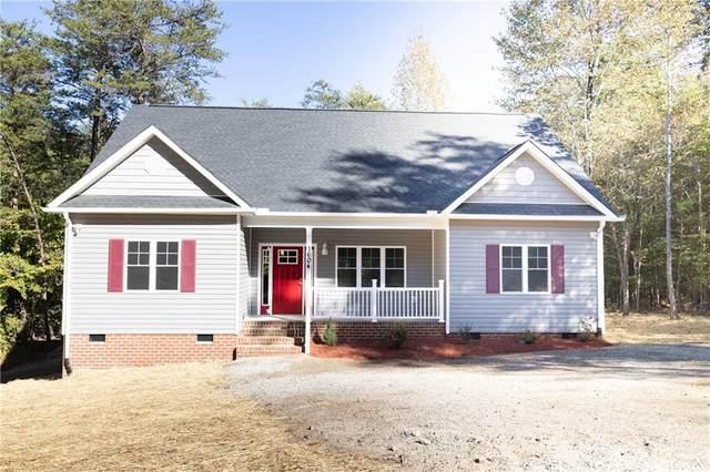 1604 Lakeside Drive, Powhatan, VA 23139 (MLS #2127744) :: Treehouse Realty VA