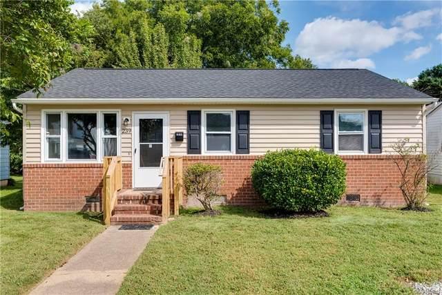 239 S 11th Avenue, Hopewell, VA 23860 (MLS #2127807) :: Small & Associates