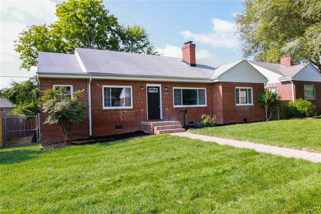 5313 Wythe Avenue, Richmond, VA 23226 (MLS #2128273) :: Village Concepts Realty Group