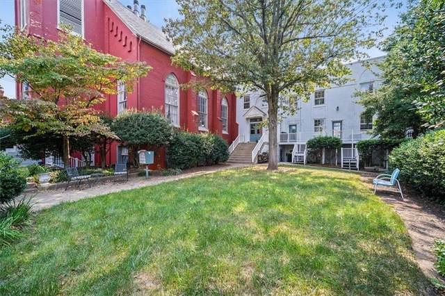 2511 E Broad Street U8, Richmond, VA 23223 (MLS #2128428) :: Treehouse Realty VA