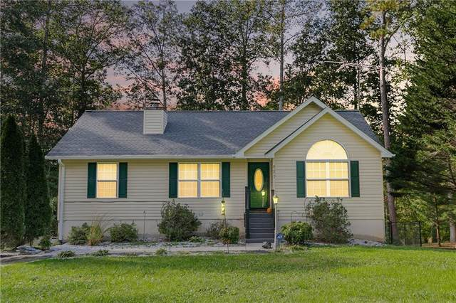 827 Campers Lane, Ruther Glen, VA 22546 (MLS #2128918) :: Village Concepts Realty Group