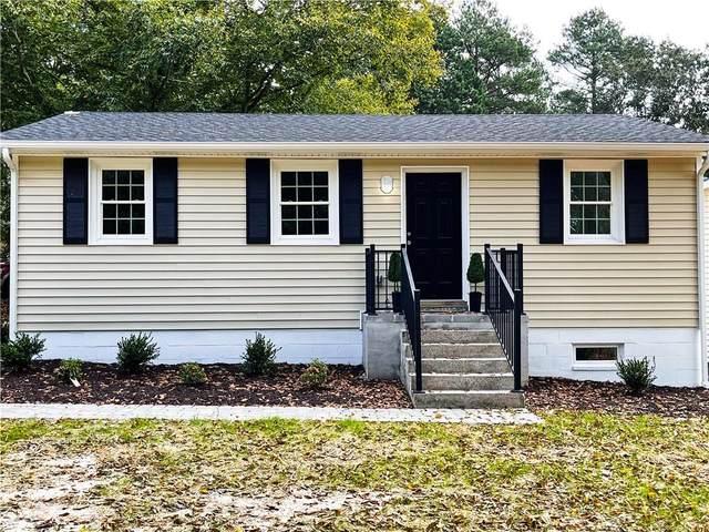 28 Ayletts Road, Aylett, VA 23009 (MLS #2129978) :: Village Concepts Realty Group