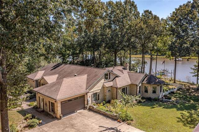 492 Swan Point Lane, Colonial Beach, VA 22443 (MLS #2130289) :: Village Concepts Realty Group