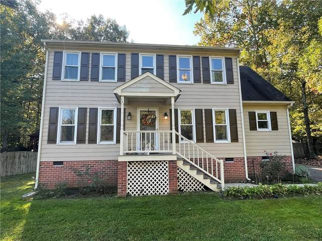 13801 War Admiral Drive, Chesterfield, VA 23112 (MLS #2132374) :: Village Concepts Realty Group