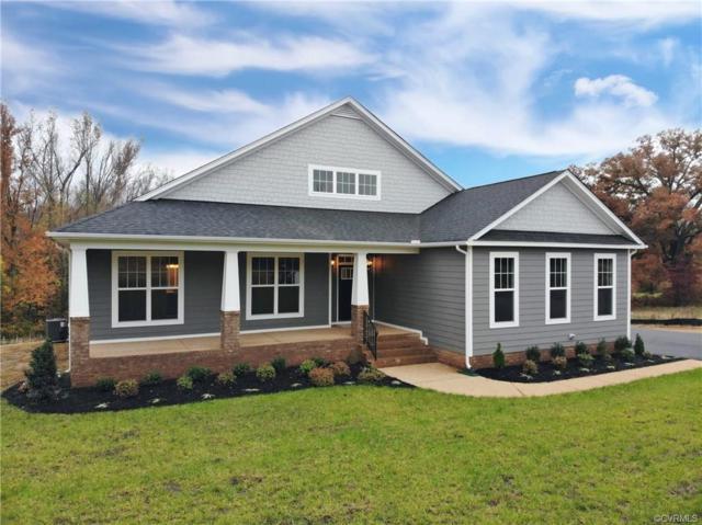3651 West Rocketts Ridge Court, Sandy Hook, VA 23153 (MLS #1706579) :: Chantel Ray Real Estate