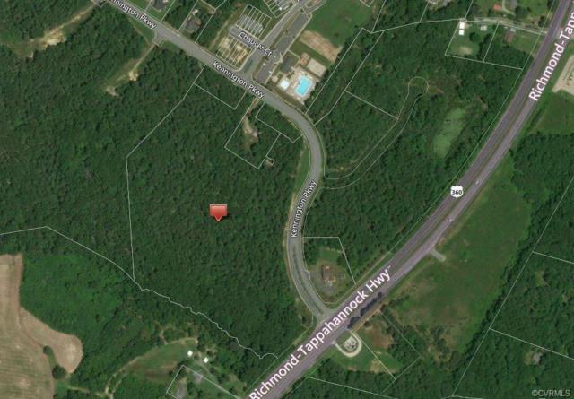 145 Kennington, Aylett, VA 23009 (MLS #1803024) :: Small & Associates