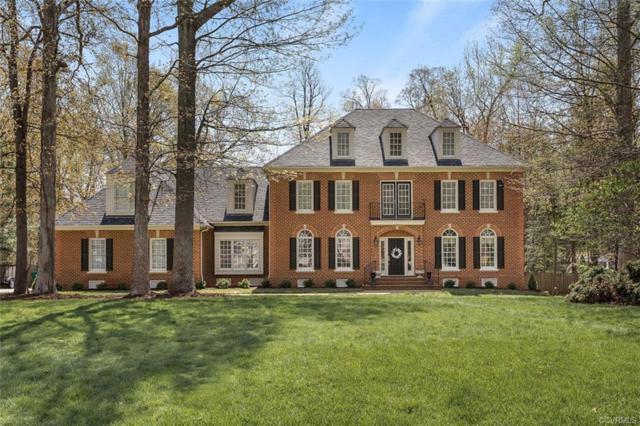 14301 Kenmont Drive, Midlothian, VA 23113 (MLS #1818640) :: Chantel Ray Real Estate