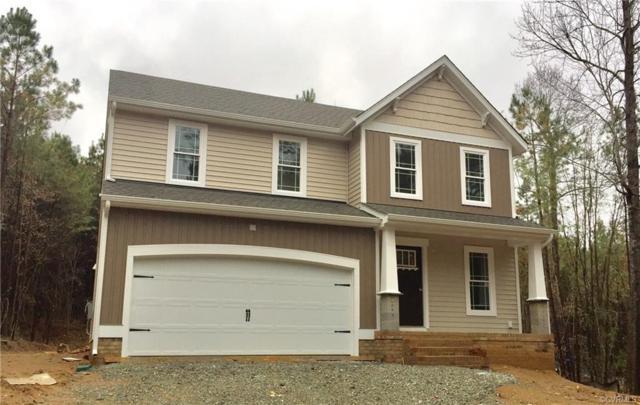 2120 Walnut Tree Terrace, Powhatan, VA 23139 (MLS #1823261) :: RE/MAX Action Real Estate