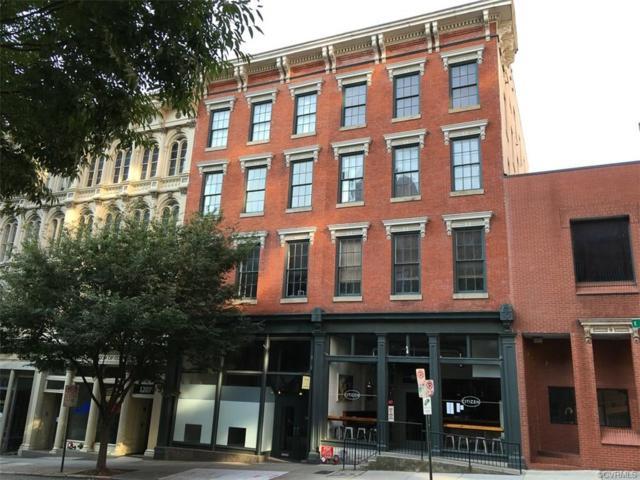 1205 E Main Street 4-E, Richmond, VA 23219 (MLS #1825055) :: RE/MAX Action Real Estate