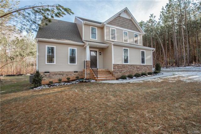 2125 Walnut Tree Terrace, Powhatan, VA 23139 (MLS #1829994) :: The RVA Group Realty