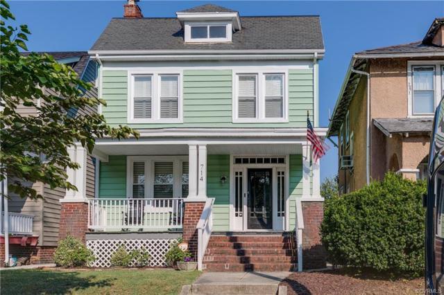 714 N 35th Street, Richmond, VA 23223 (MLS #1831008) :: EXIT First Realty
