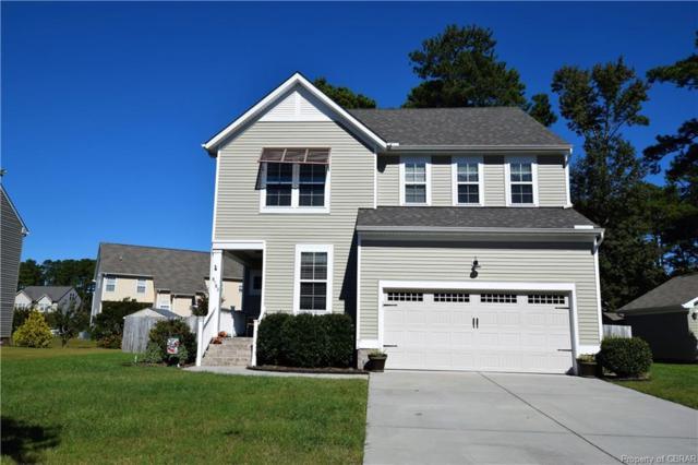 8183 Beckwith Drive, Hayes, VA 23072 (#1836823) :: Abbitt Realty Co.