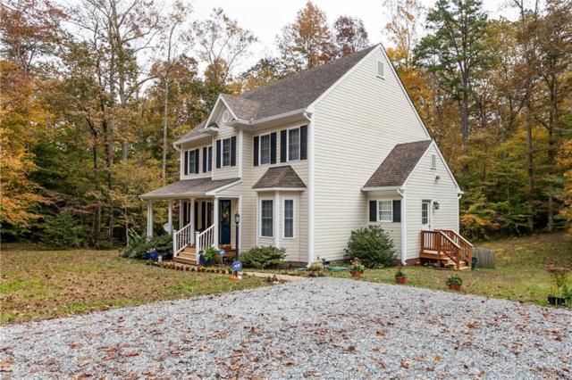 4455 Halls Road, Mineral, VA 23117 (#1838269) :: Abbitt Realty Co.