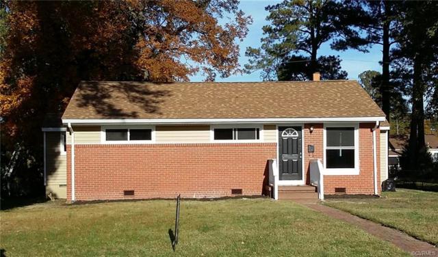2135 Fort Rice Street, Petersburg, VA 23805 (MLS #1838335) :: Explore Realty Group
