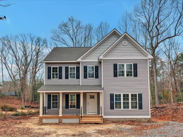 11700 Cliff Lawn Drive, Chester, VA 23831 (#1903131) :: Abbitt Realty Co.